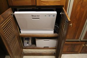 Dishwasher and Printer