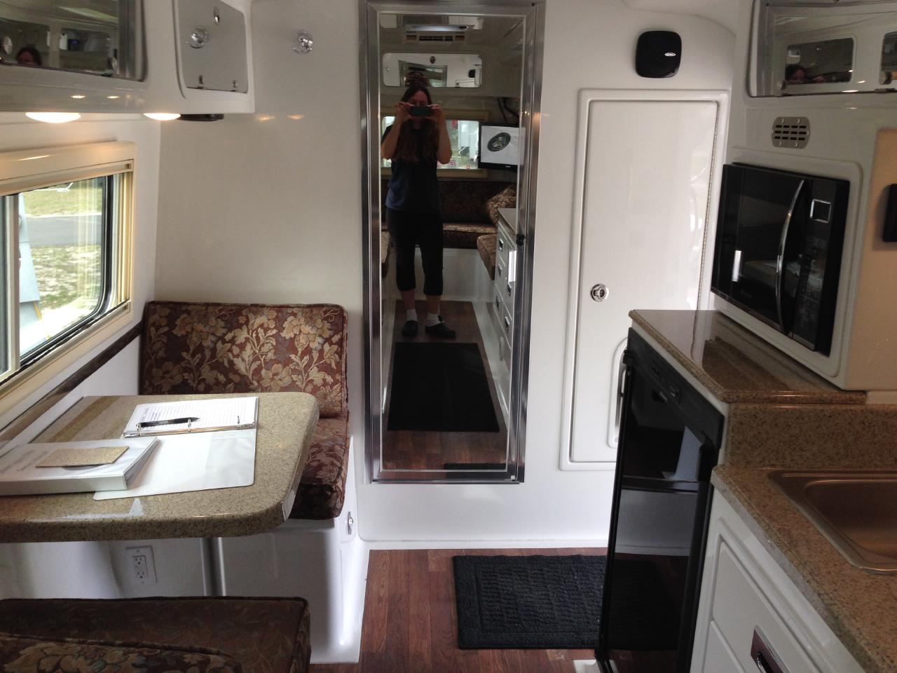 We Saw the New Oliver Travel Trailer! – Geeky Nomads