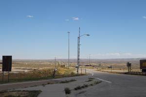 Rest Stop... Wyoming?