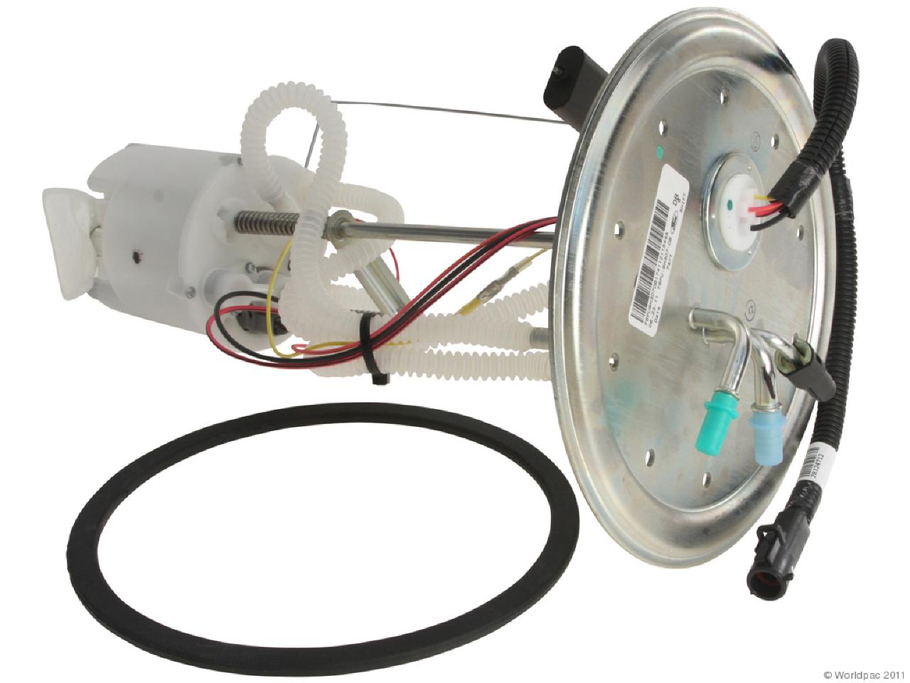 Ford F53 Motorhome Fuel Pump Replacement Geeky Nomads Airtex Wire Diagram The New Motorcraft