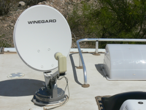 Winegard Single LNB Satellite