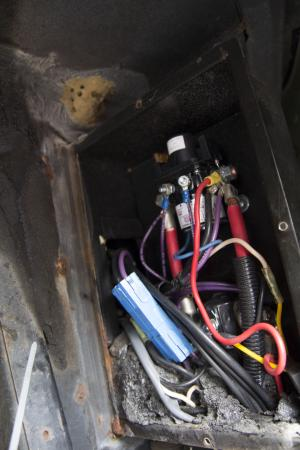 Wiring Exposed