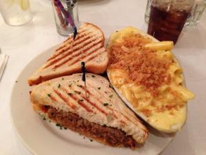 Zest Meatloaf Sandwich - OMG