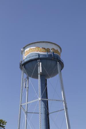 Cedar Point Water Tower